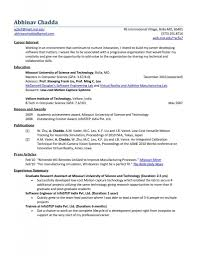 Technical Support Engineer Resume Format Engineering Inspiring