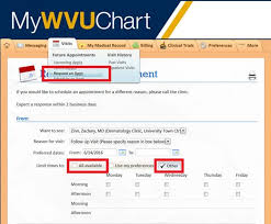 Mywvuchart Gives Patients To Free Online Access To Medical