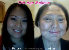 makeup look older 11 with makeup look older