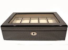 wooden watch boxes 4himonly the store for mens luxury goods and 10 watch storage display case carbon fiber
