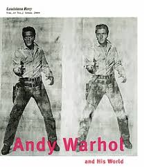 andy warhol art monographs and museum exhibition catalogs