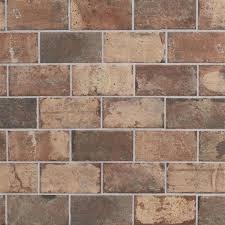 broadmeadow brick porcelain floor