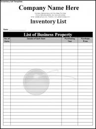 Format For Inventory List 29 Images Of Furniture Inventory Template Leseriail Com