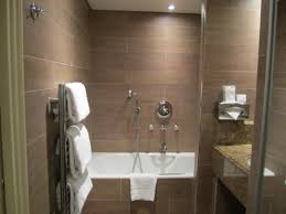 Of Late Bathroom  Small Bathroom Tiled Showers Designs Pictures - Small bathroom with tub
