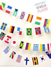 Small Picture Printable World Flags Mr Printables