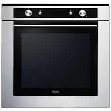 Electric Wall Oven 24 Inch Whirlpool 24 26 Cu Ft Convection Electric Wall Oven Black On