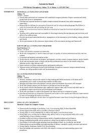 Software Test Engineer Resume Best Resume Examples 16086 Cd Cd Org