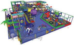 Indoor Playground Equipment CH-1202