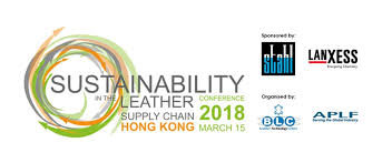 stahl and lanxess to sponsor sustaility in the leather supply chain conference hong kong 2018