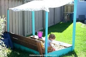 kidkraft sandbox with canopy costco outdoor