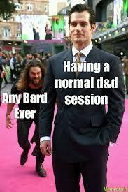 Image result for bard meme