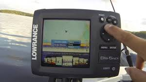 Lowrance Elite 7 Hdi Chart Maps Lowrance Elite 5 Hdi Review Fish Finder Planet