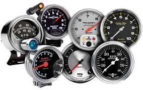 digital analog tachometer gauges at summit racing digital analog tachometer gauges
