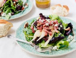 ham and blue cheese salad recipe