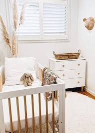 baby room neutral baby nursery decor