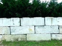 block retaining wall costs cinder block wall cost cost of concrete block wall cinder block building