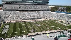 Spartan Stadium Section 110 Rateyourseats Com