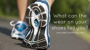 Running Shoe Wear Pattern Stunning Running Shoe Wear Patterns What Is Causing Grant's Shin Splints