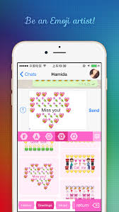 Emoji Art App Download Fancykey For Ios 8 Personalize Your Keyboard With Cool