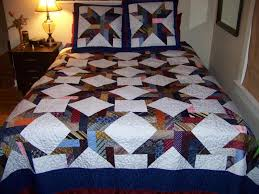 quilts made from neck ties -. | LOG CABIN QUILTS | Pinterest ... & quilts made from neck ties -. Adamdwight.com