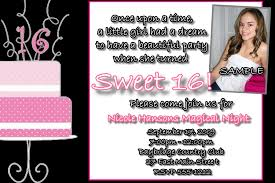 sweet 16 birthday invitation templates free s sweet 16 invite templates melo tandem