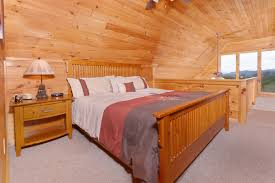 Pigeon Forge 2 Bedroom Suites Black Bear Lodge Pine Mountain 220 Two Bedroom Plus Loft Cabin
