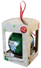 Small Picture Destination Ireland Holiday Bauble Featuring County Cork by
