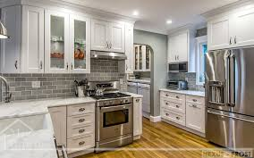 fabuwood cabinets reviews. Nice Fabuwood Cabinet Reviews Nexus Frost Kitchen Throughout Cabinets