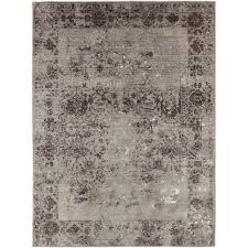 8 x 11 large transitional gray area rug cambridge rc willey furniture