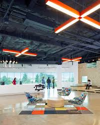aol corporate office. Stripping The Walls To Reveal Structure, And Generally Creating A Spatial Equivalent Transparency That AOL Was Bringing Aol Corporate Office
