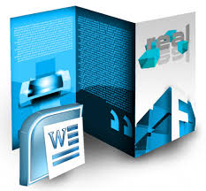 Trifold Template For Word Create Tri Fold Brochure Using Only Microsoft Word Turbofuture