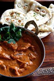 Image result for chicken curry w/naan