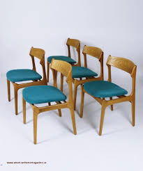 4 dining room chairs ebay vine danish model 49 dining chairs by erik buch for o d