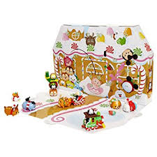 Amazon.com: Disney Tsum Tsum Countdown to Christmas Advent ...