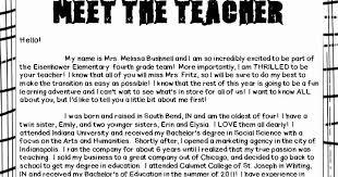Meet The Teacher Letter Templates Free Meet The Teacher Template Elegant Meet The Teacher