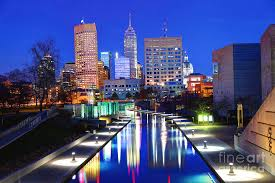 Downtown indianapolis has six exciting cultural districts all easily accessed by foot or bike. Downtown Indianapolis Indiana Skyline Photograph By Denis Tangney Jr