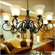 lre043 whole antique iron glass modern hotel lobby chandeliers pendant lights wrought iron antique egyptian crystals chandelier dining pendant lights