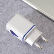 Sale 69% Củ sạc 2 cổng USB có đèn LED cho iPhone 7 / 7Plus, Orange Giá gốc  39000đ- 26F69-2 - Đế sạc không dây