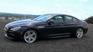 2016 BMW 6-Series Gran Coupe: Review - YouTube