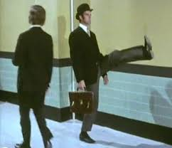 Image result for Ministry of silly walks