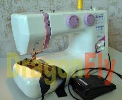 Китайская <b>швейная машина Dragonfly</b> 218