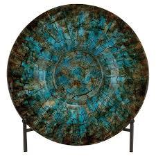 Large Silver Decorative Bowl Decorative Plates You'll Love Wayfair 90