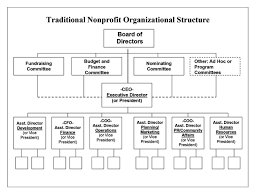 Organizational Chart For Non Profit Organization Organizational Chart For Non Profit Organizations 9 Things