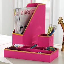 girly office accessories. Photo 3 Of 9 Awesome Desk Accessories For Girls Nod Crate In Decorating Ideas Girly Office Prepare