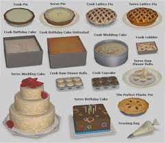 Sims 4 How To Get A Birthday Cake Birthdaycakeformancf