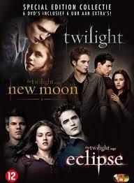 Twilight Saga 1-3 (Special Edition ...