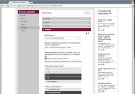 completing the common app part activities completing the common app 2015 part 4 activities