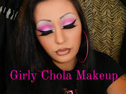 y chola makeup tutorial