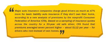 customer review 5 major auto insurance