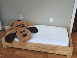 New For The Bedroom For Him Dog Bed Made From Crib Mattress Dog Love Pinterest For Dogs